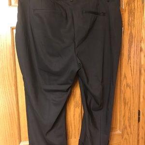 Lane Bryant crop pants